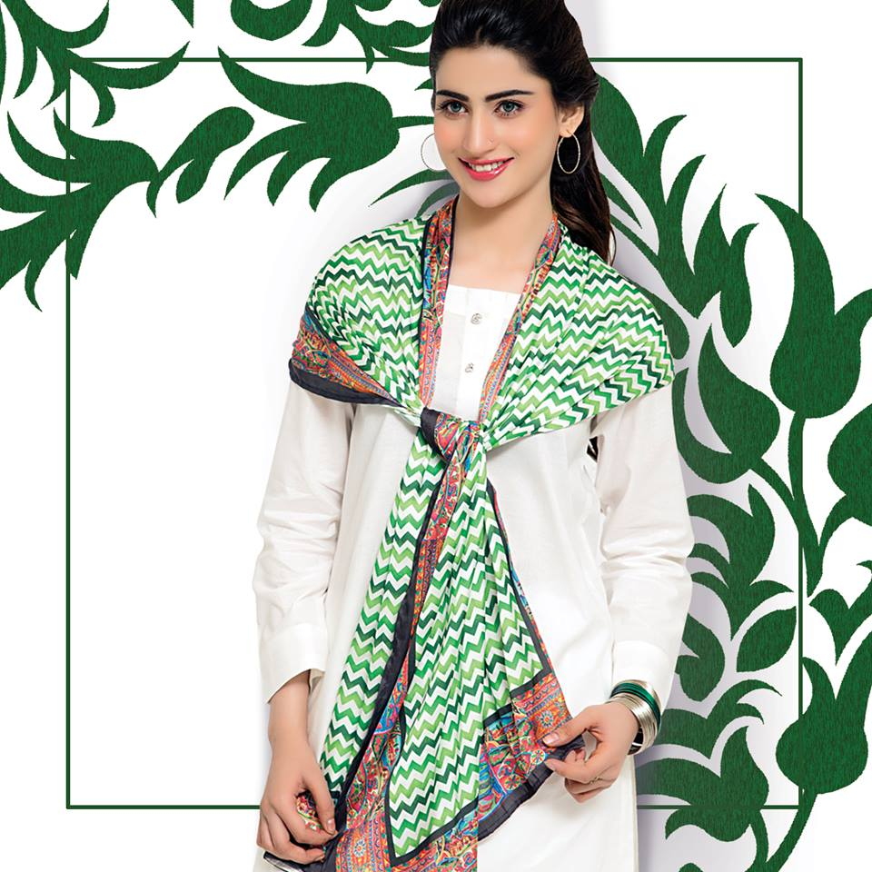 Satrangi Bonanza Jashan-e-Azadi Dresses Collection 2015-2016 (11)