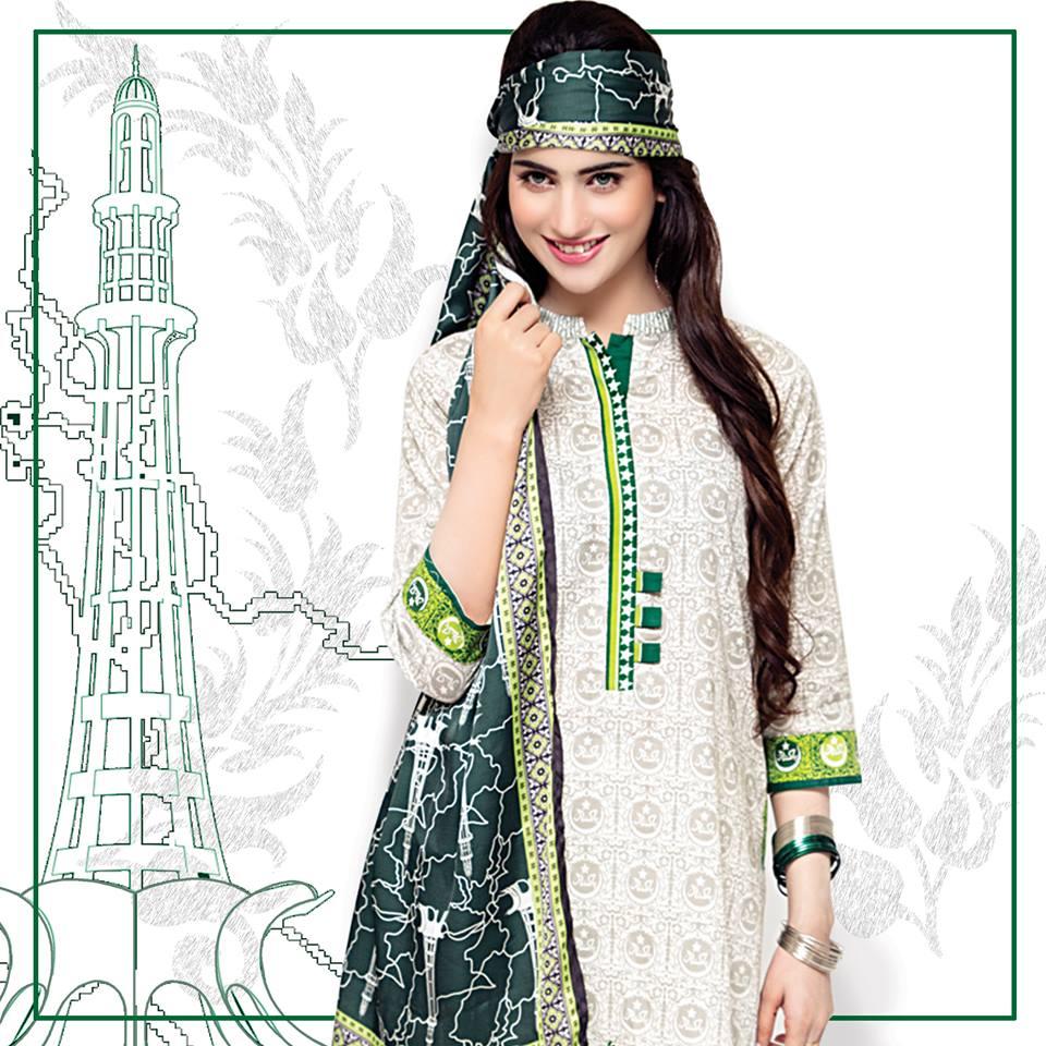 Satrangi Bonanza Jashan-e-Azadi Dresses Collection 2015-2016 (14)