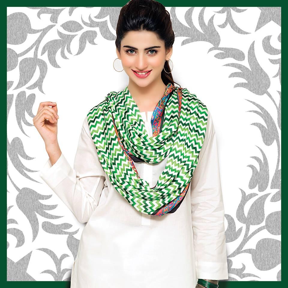Satrangi Bonanza Jashan-e-Azadi Dresses Collection 2015-2016 (7)