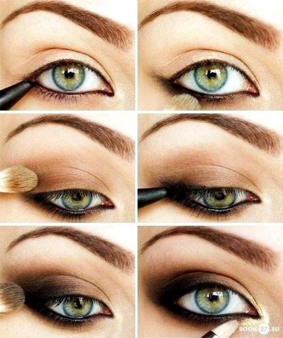 Smudged Eyeliner tutorial
