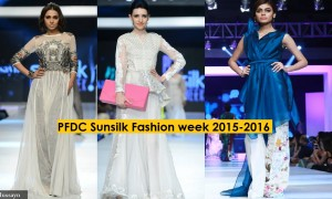 PFDC Sunsilk Fashion Couture Week 2015-2016 Latest Collections