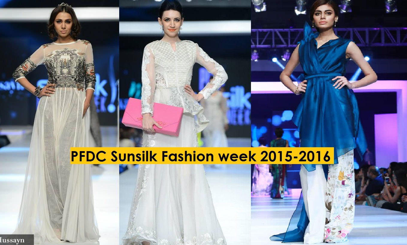 Latest Collections By Famous Designers At Sunsilk Fashion Week 2015 2016 Archives Stylesgap Com