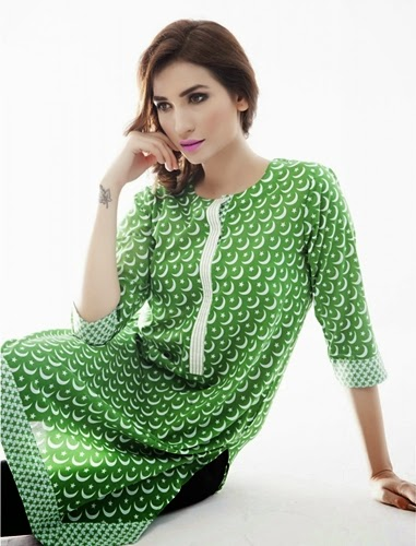 Syra Rizwan 14th August Independence Dresses Collection 2015-2016 (3)