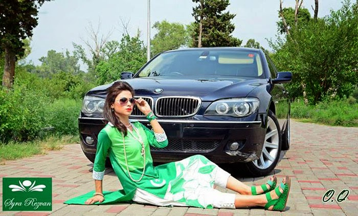 Syra Rizwan 14th August Independence Dresses Collection 2015-2016 (4)