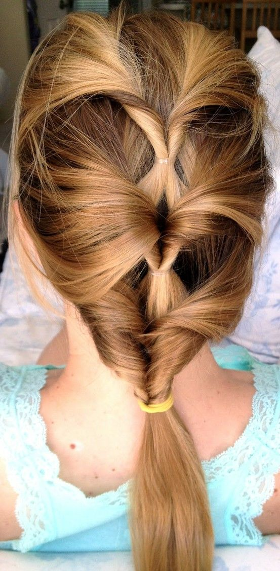 all type hair style best ponytail hairstyles for all hair types 8144