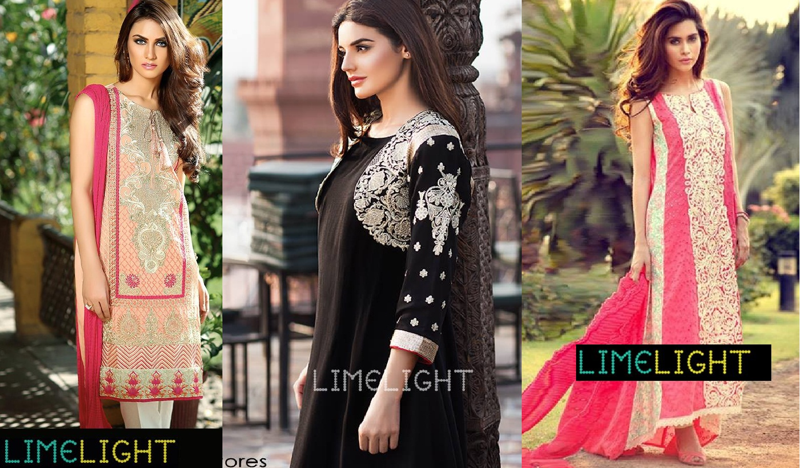 limelight latest women dresses collections 2015-2016