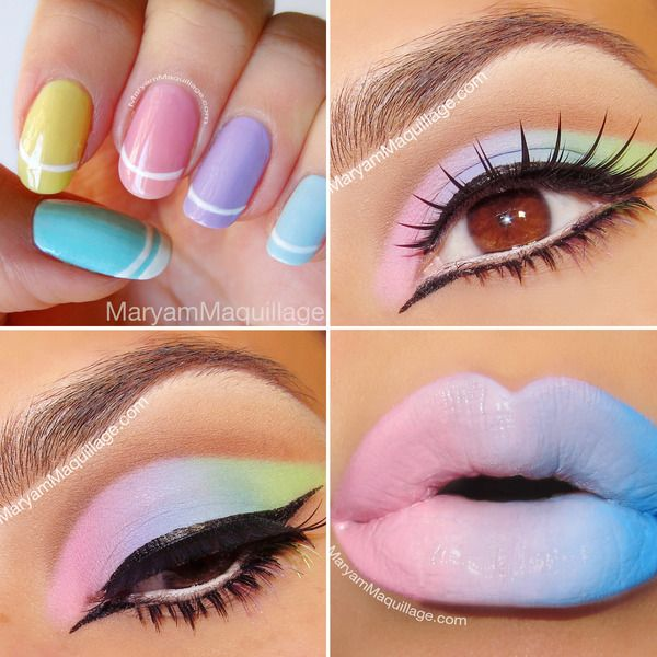 pastel eyes and lips (1)