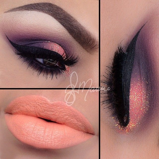 pastel eyes and lips (2)