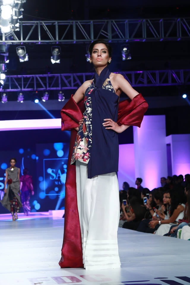 sania maskatiya paristan collection at sunslik fashion week 2015 (4)