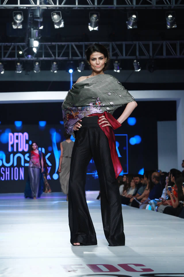 sania maskatiya paristan collection at sunslik fashion week 2015 (6)