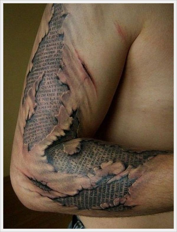 Body Art Men Tattoos Latest Design Ideas & Trends 2015-2016 (13)