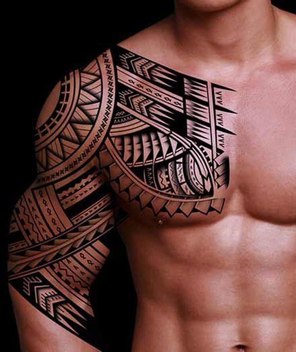 Body Art Men Tattoos Latest Design Ideas & Trends 2015-2016 (27)