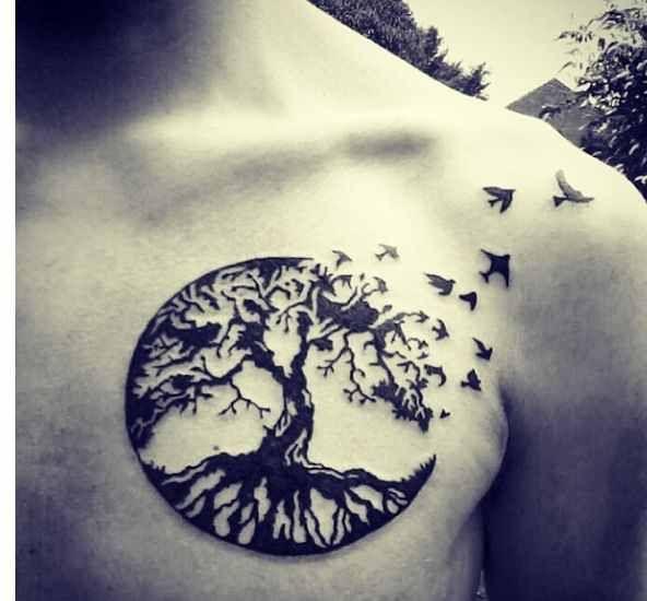 Body Art Men Tattoos Latest Design Ideas & Trends 2015-2016 (6)