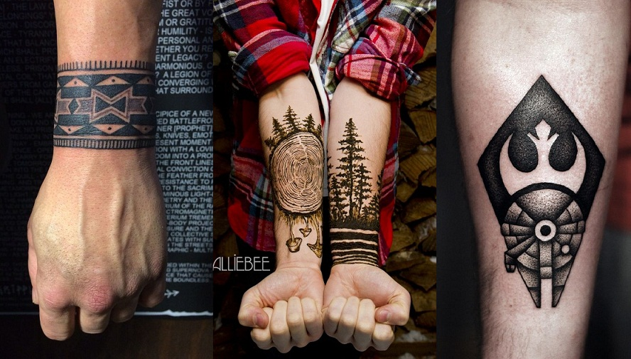 Body Art Men Tattoos Latest Design Ideas & Trends 2015-2016