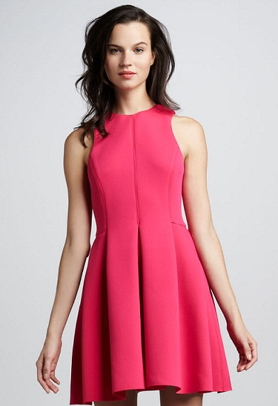 Closet Flared Dress Styles Latest Collection 2015-2016 (24)