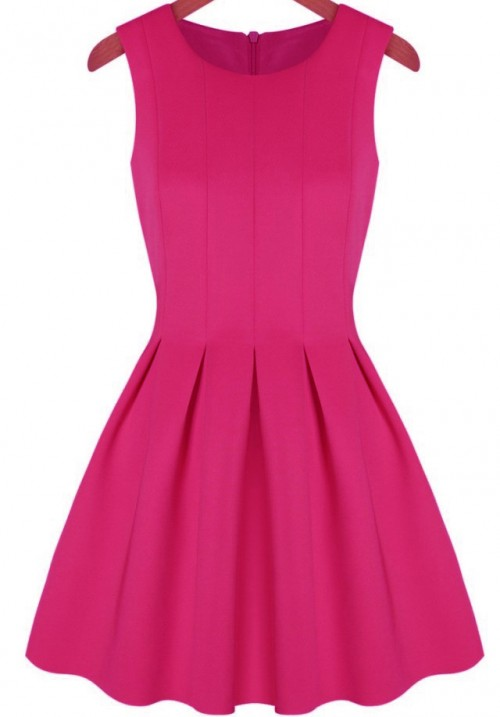 Closet Flared Dress Styles Latest Collection 2015-2016 (8)
