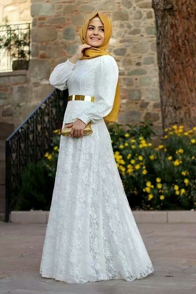 Fancy Lace Abaya Designs Collection 2015-2016 (18)