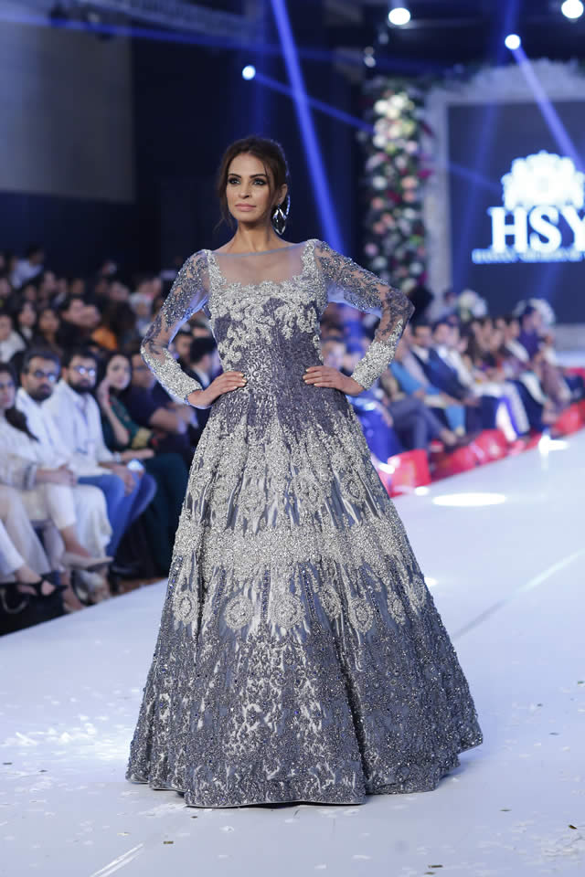 HSY Wedding Collection at PFDC L'Oréal Paris Bridal Week 2015-2016 (2)