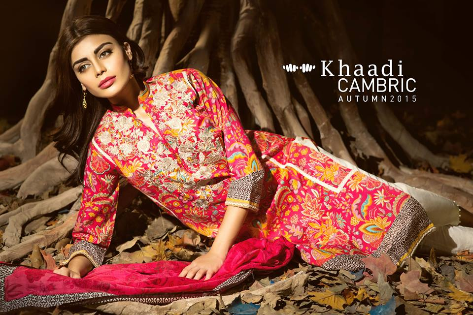 Khaadi Cambric Autumn Collection 2015-2016 (3)