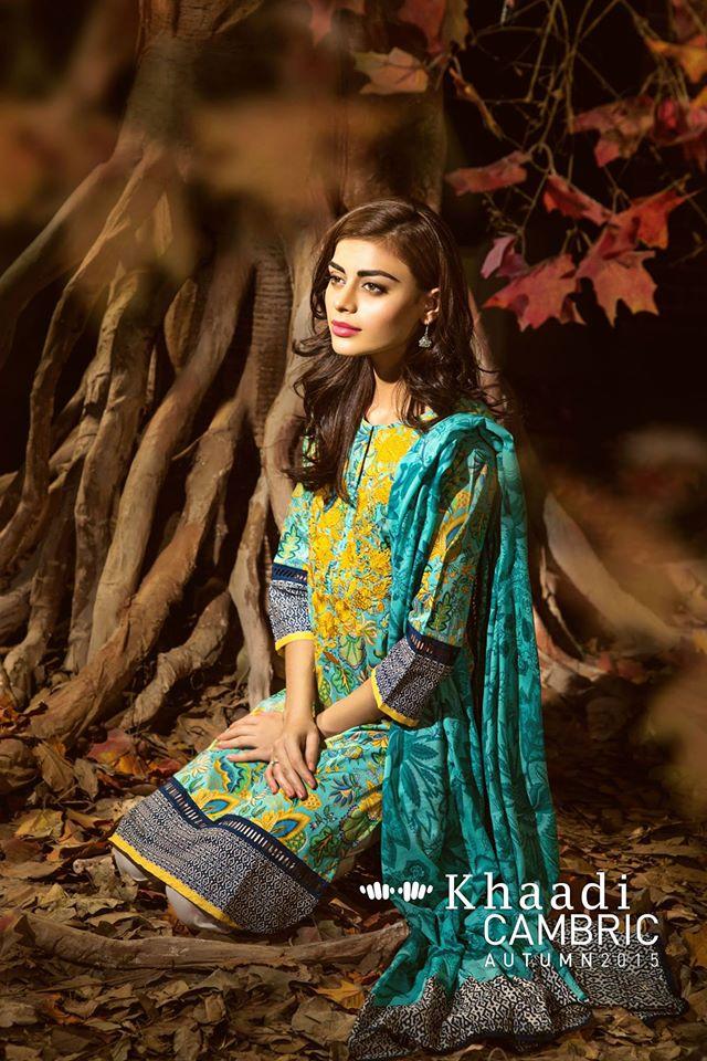 Khaadi Cambric Autumn Collection 2015-2016 (4)