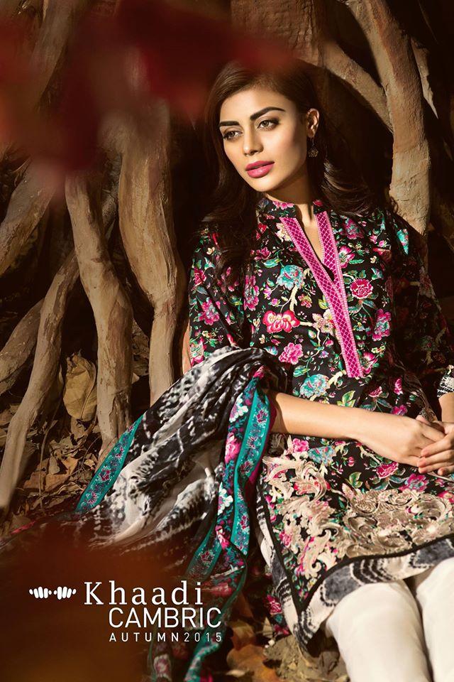 Khaadi Cambric Autumn Collection 2015-2016 (5)