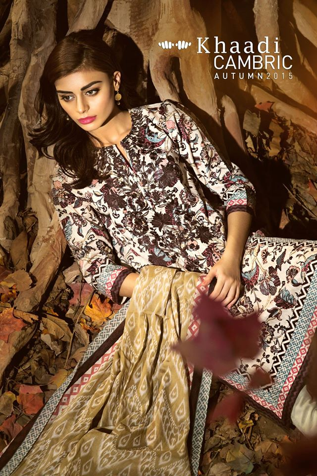 Khaadi Cambric Autumn Collection 2015-2016 (6)