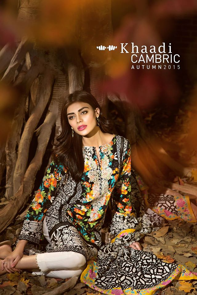 Khaadi Cambric Autumn Collection 2015-2016 (7)