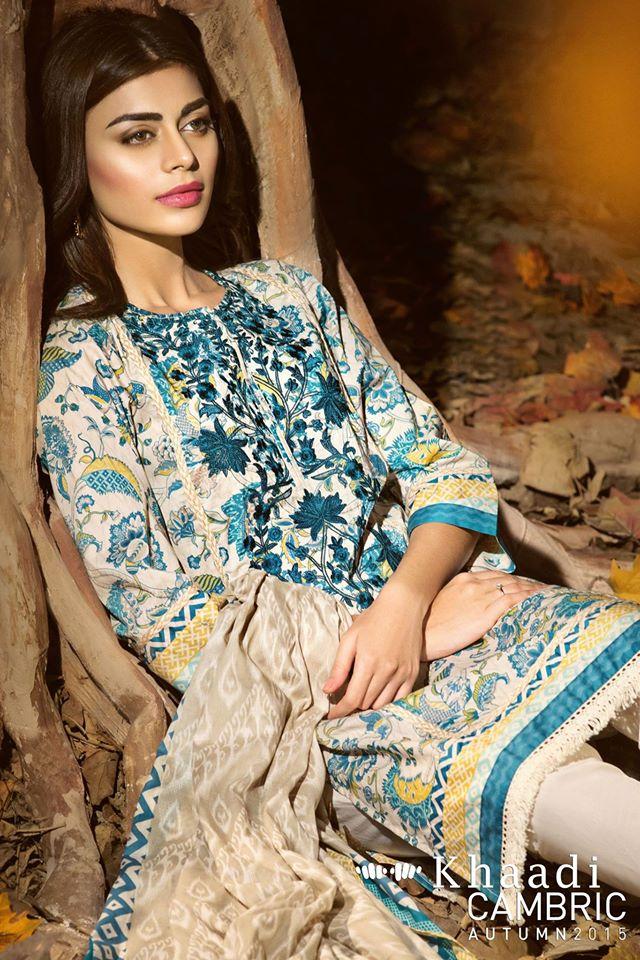 Khaadi Cambric Autumn Collection 2015-2016 (8)