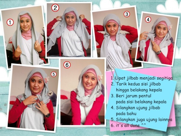 Latest Hijab Styles Tutorials & Designs 2015-2016 (21)