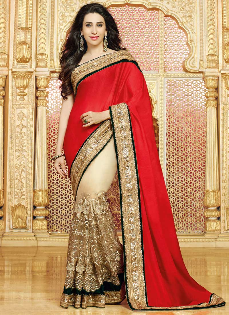 Latest Indian Party Wear Sarees Collection 2015-2016 (13)