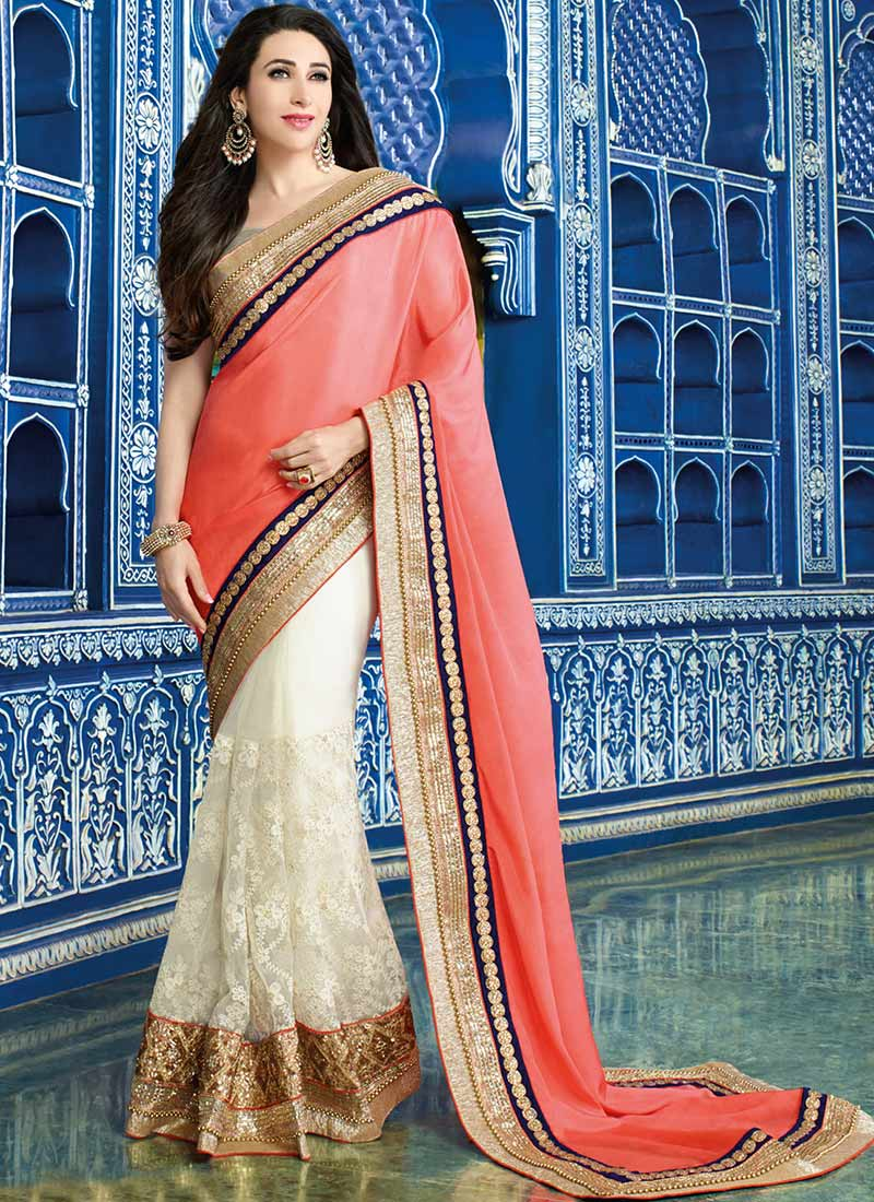 Latest Indian Party Wear Sarees Collection 2015-2016 (30)