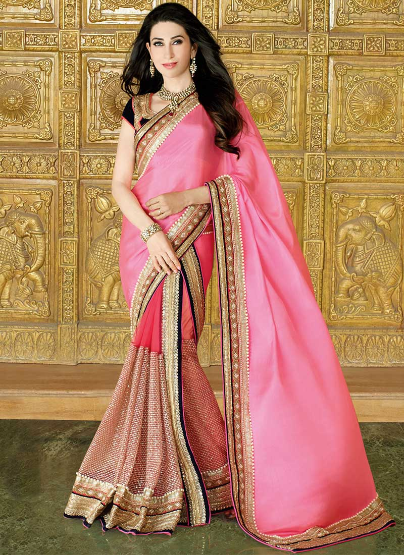 Latest Indian Party Wear Sarees Collection 2015-2016 (9)