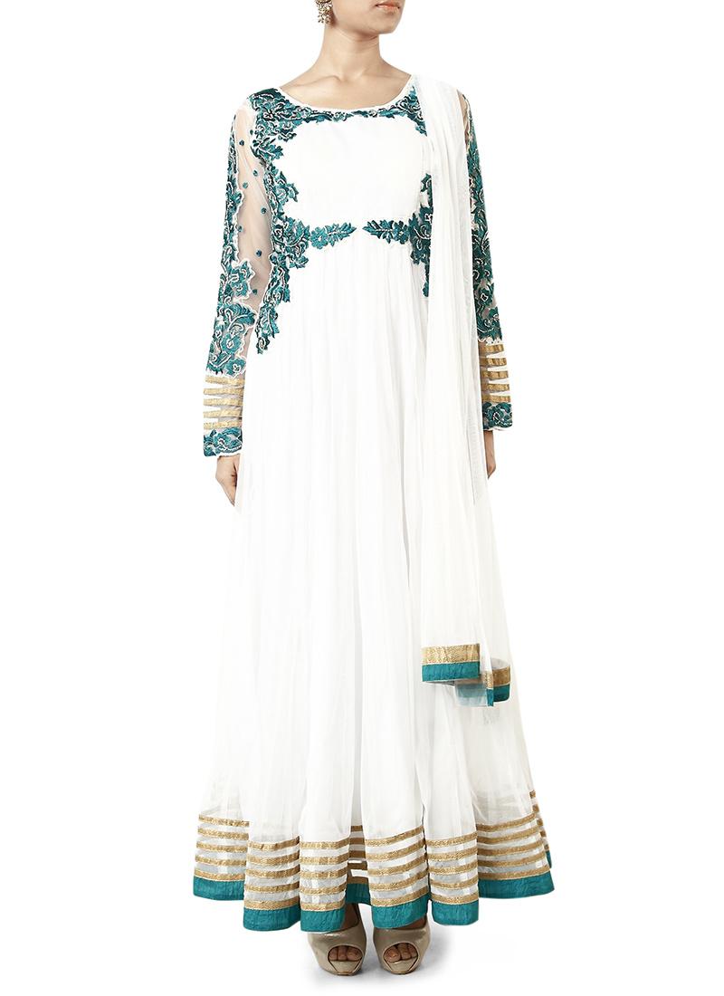 Latest Maxi Style Anarkali Dresses & Frocks Designs 2015-2016 (20)