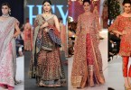 PFDC L'Oréal Paris Bridal Week 2015-2016 Latest Designer Collections