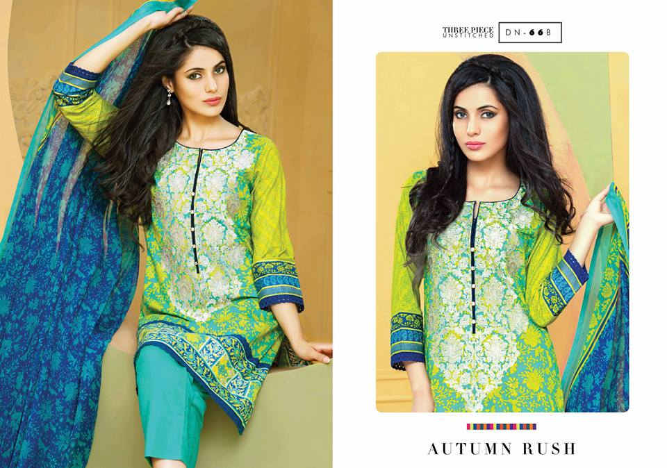 Satrangi by Bonanza Pre-Winter Cambric Suits Collection 2015 (5)