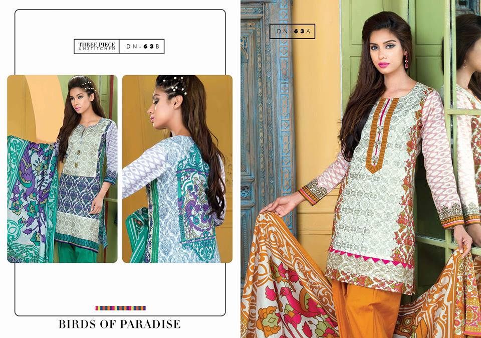 Satrangi by Bonanza Pre-Winter Cambric Suits Collection 2015 (6)