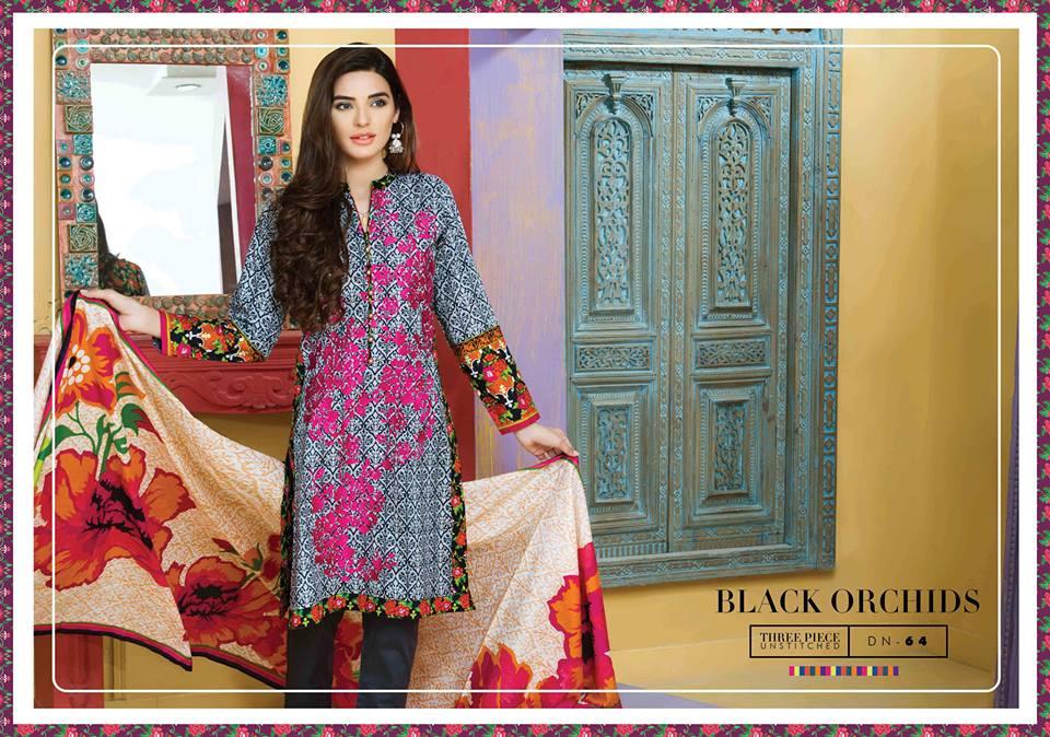 Satrangi by Bonanza Pre-Winter Cambric Suits Collection 2015 (7)