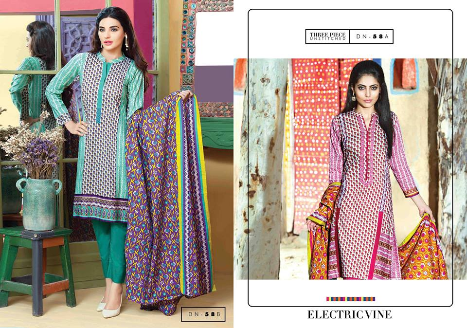 Satrangi by Bonanza Pre-Winter Cambric Suits Collection 2015 (8)