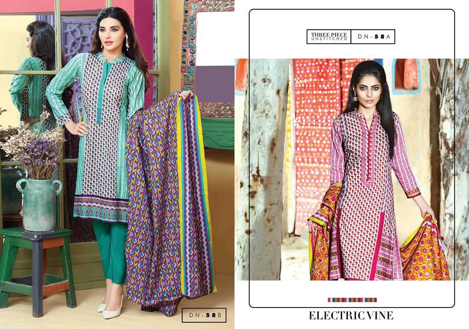 Satrangi by Bonanza Pre-Winter Cambric Suits Collection 2015 (8)