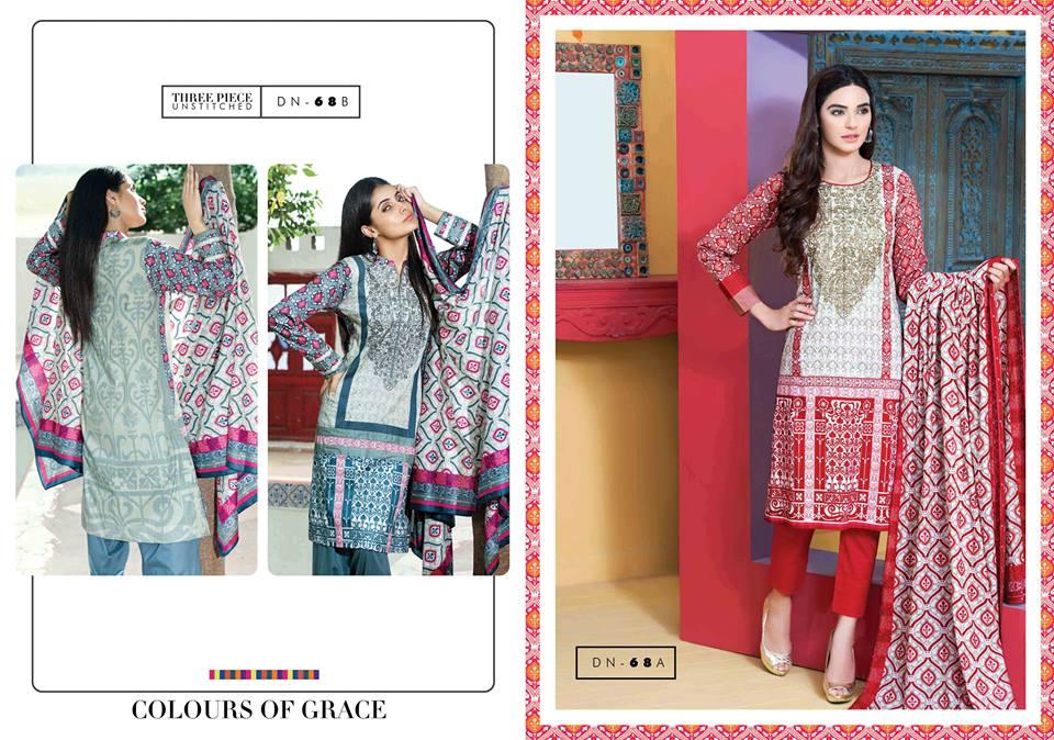 Satrangi by Bonanza Pre-Winter Cambric Suits Collection 2015 (9)