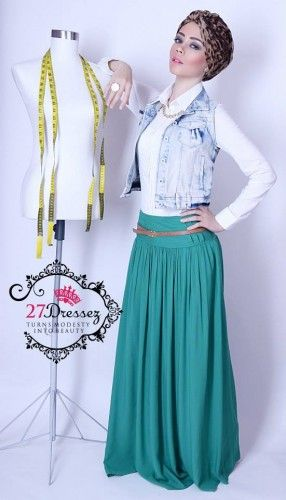 Stylish Ankle & Floor Length Maxis Collection 2015-2016 (27)