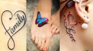 Latest Tattoo Design Ideas & Trends for Women