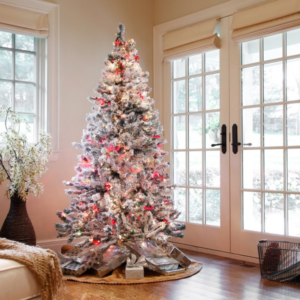 Artificial Aluminum Tree for christmas_600x600