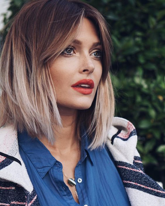 Ladies Bob Hairstyles Latest Trends For Long And Short Hairs