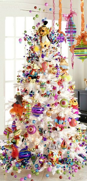 Desert themed Christmas tree_289x600