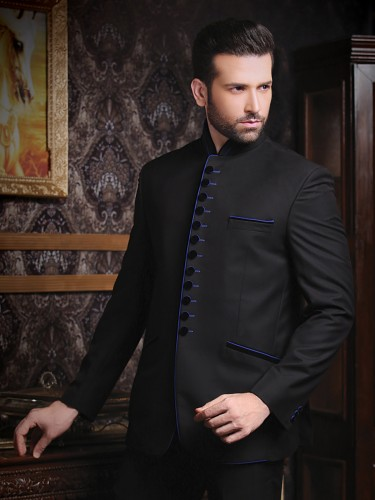 Eden Robe Men Party Wear Formal Coat Pant Suits Collection 2018-19