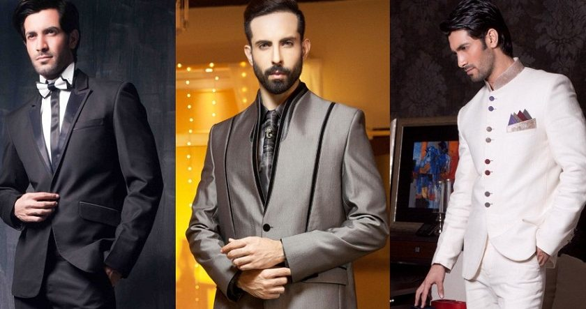 Eden Robe Men formal pant suits collection 2015-2016
