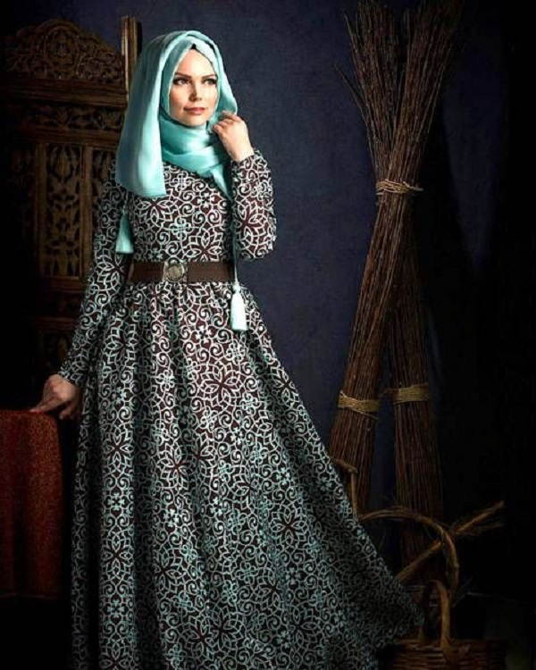 Designer Wedding Abaya Dresses For Bridals 2016 2017: Latest Fancy Party Wear Formal Hijabs Abaya Collection