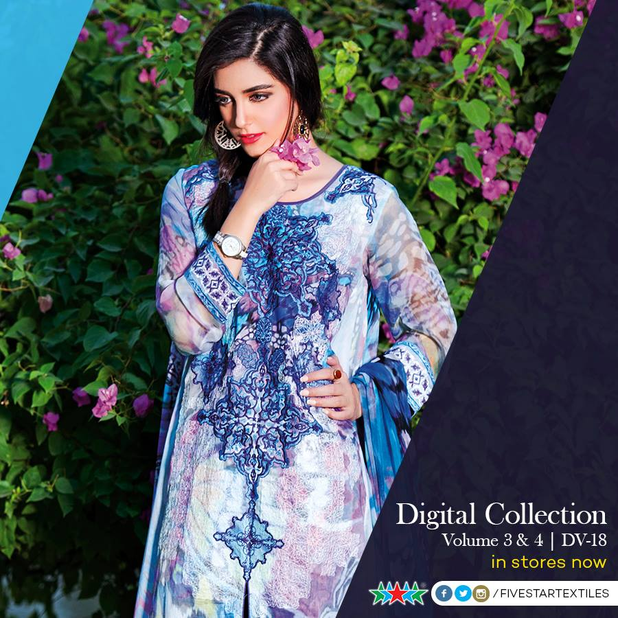 Five Star Textile Winter Dresses Collection 2015-2016 (11)