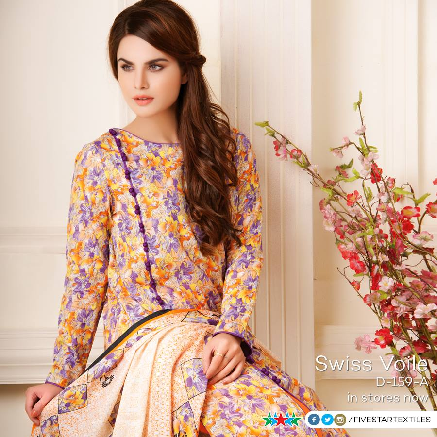 Five Star Textile Winter Dresses Collection 2015-2016 (15)
